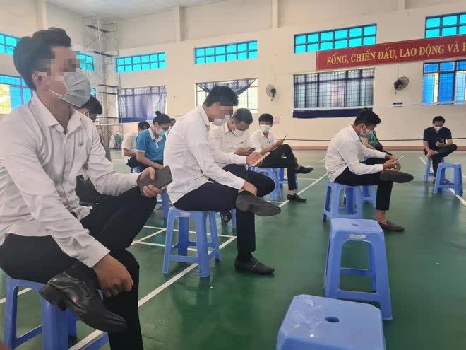 Làm rõ việc 3 doanh nghiệp bất động sản được ưu ái tiêm vắc xin Covid-19 ở Quảng Nam - Ảnh 2.