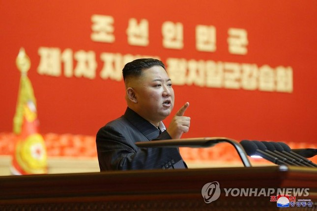 Báo phương Tây đồn ông Kim Jong-un tiếp tục giảm cân vì 'gầy đi trông thấy'  - Ảnh 7.