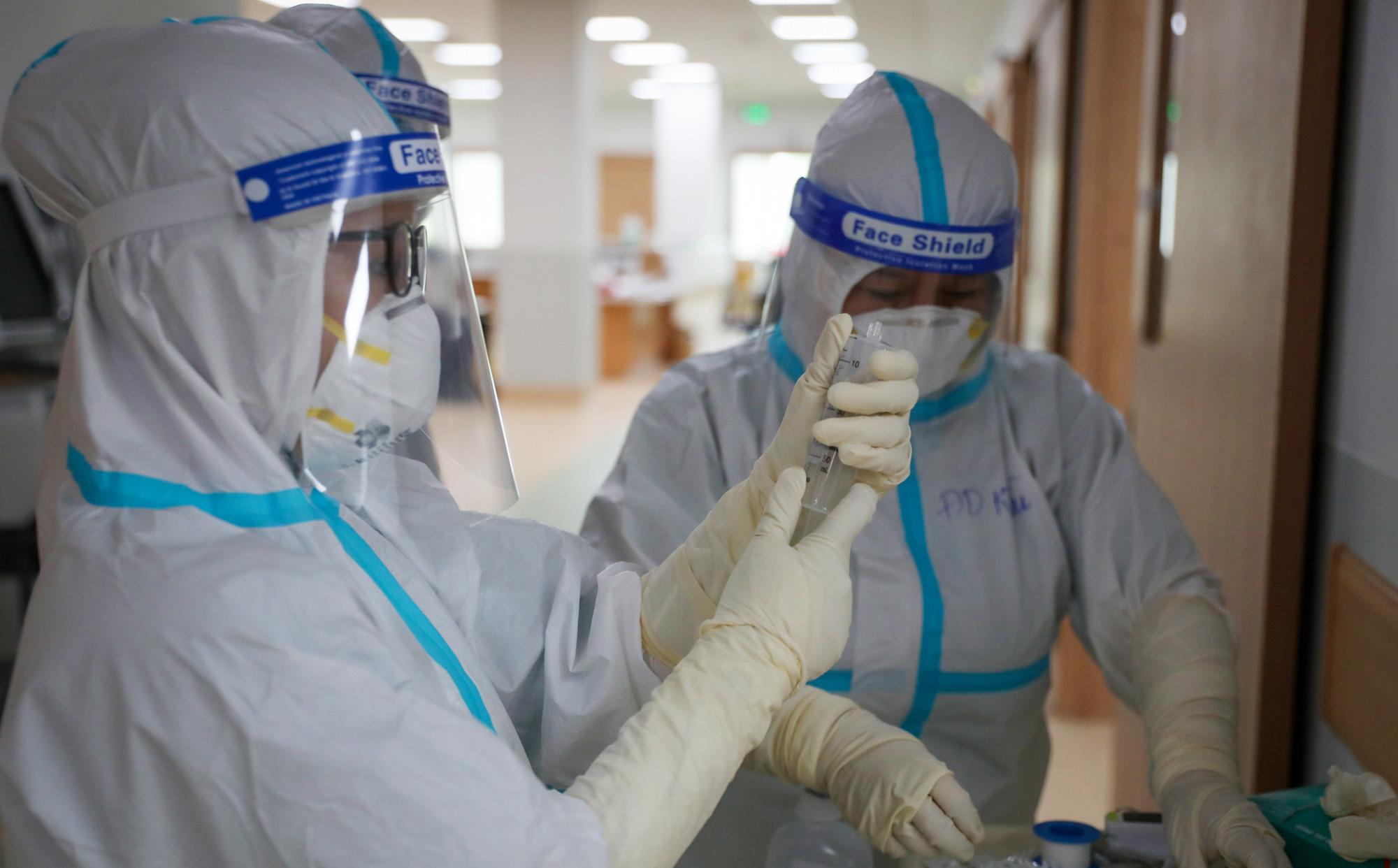 Hà Nội: Sáng 31/7, ghi nhận 23 ca dương tính với SARS-CoV-2
