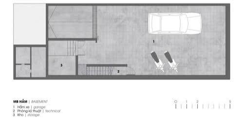 Tp.HCM: Ngôi nhà hệ phong thủy từ phòng ngủ, vệ sinh cho đến tủ đựng đồ lên báo Mỹ - Ảnh 19.