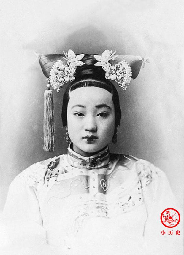 Hậu cung của Hoàng đế Quang Tự: Hoàng hậu lưng gù, phi tần mũm mĩm - Ảnh 3.