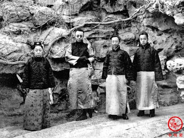 Hậu cung của Hoàng đế Quang Tự: Hoàng hậu lưng gù, phi tần mũm mĩm - Ảnh 9.