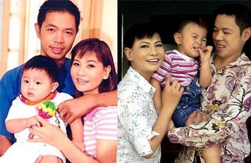 Thái Hòa sau ly hôn Cát Phượng: Xót xa vì con thiếu hạnh phúc, viên mãn bên vợ kém 11 tuổi - Ảnh 1.