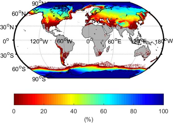 Băng quyển của Trái đất co lại khoảng 87.000 km vuông mỗi năm, gấp 26 lần diện tích Hà Nội - Ảnh 4.