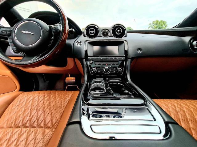 Mới chạy 30.000km, đại gia bán Jaguar XJL kèm tiết lộ về khoản khấu hao lên tới 3,3 tỷ đồng - Ảnh 3.