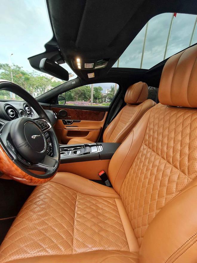 Mới chạy 30.000km, đại gia bán Jaguar XJL kèm tiết lộ về khoản khấu hao lên tới 3,3 tỷ đồng - Ảnh 4.