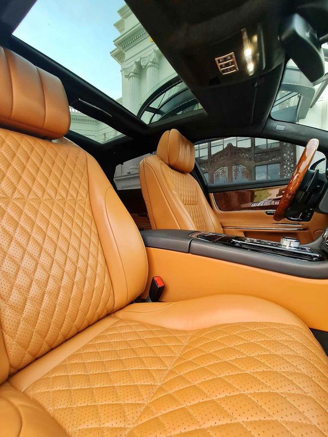 Mới chạy 30.000km, đại gia bán Jaguar XJL kèm tiết lộ về khoản khấu hao lên tới 3,3 tỷ đồng - Ảnh 5.