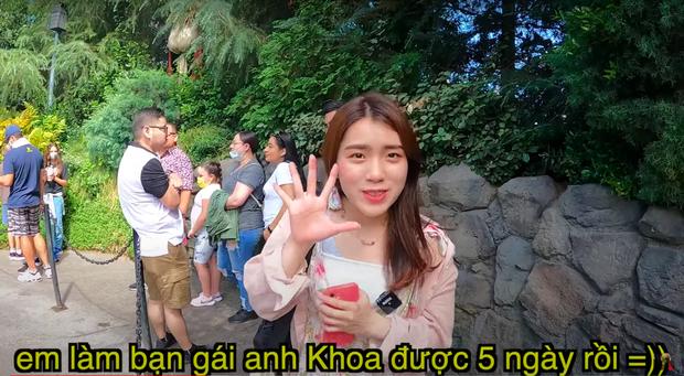 Khoa Pug có bạn gái người Nhật rất xinh tại Mỹ, còn vừa đi chơi xuyên đêm trong clip mới? - Ảnh 6.