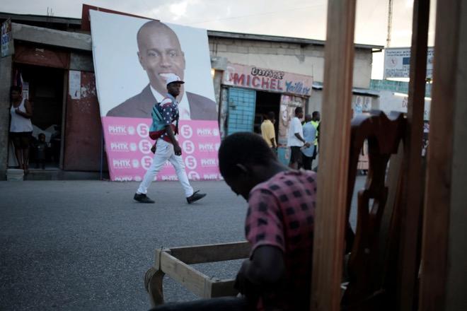 Tổng thống bị ám sát của Haiti: Bí ẩn cuộc đời với những ngã rẽ định mệnh - Ảnh 2.