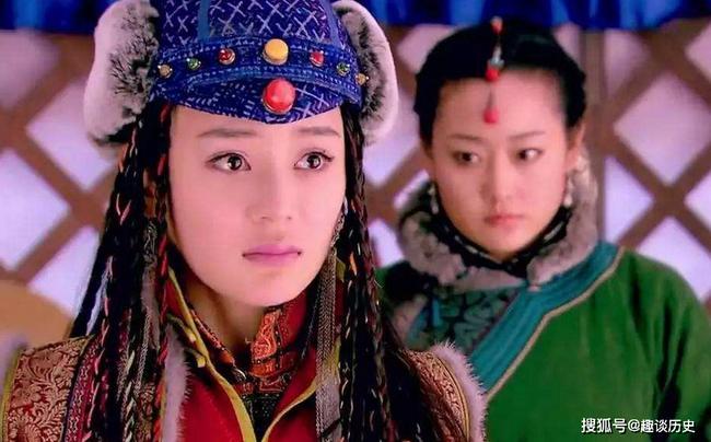 Phi tần của Khang Hi có xuất thân hiển hách, nhưng không 1 ngày hạnh phúc - Ảnh 2.