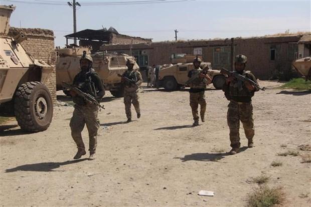 NÓNG: Taliban tấn công trụ sở Liên hợp quốc ở Heratm, cấp tốc giải vây - Tàu Israel bị tấn công, quốc tế sôi sục - Ảnh 1.
