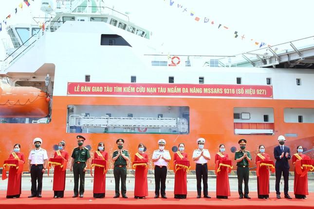 Tàu tìm kiếm cứu nạn tàu ngầm của Việt Nam đặc biệt thế nào? - Ảnh 5.