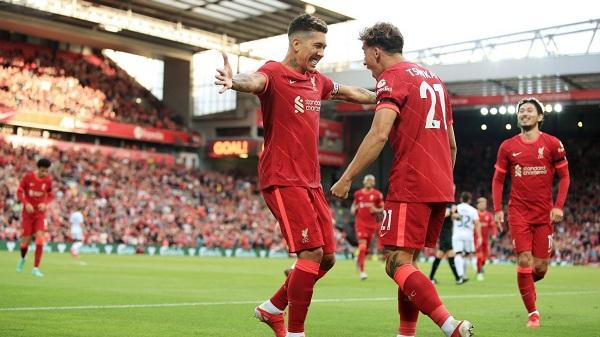 Liverpool 3-1 Osasuna: Điểm 10 cho Firmino - Ảnh 1.