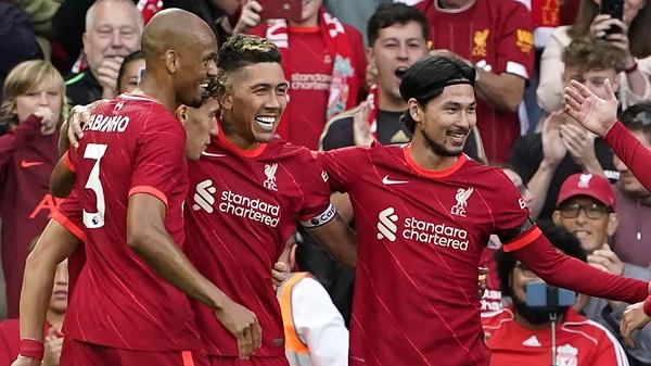 Liverpool 3-1 Osasuna: Điểm 10 cho Firmino - Ảnh 2.