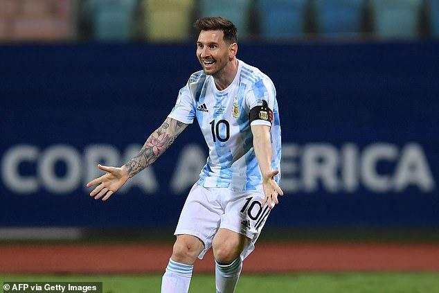 TRỰC TIẾP: Messi chính thức trở thành người PSG, hưởng lương khủng - Ảnh 1.