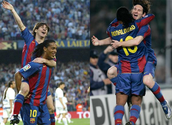 Từ Ronaldinho đến Messi: PSG là trạm dừng chân thiên đường - Ảnh 2.