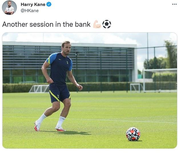 Berbatov: Harry Kane còn ngây thơ nên gặp khó trong việc rời Tottenham - Ảnh 2.