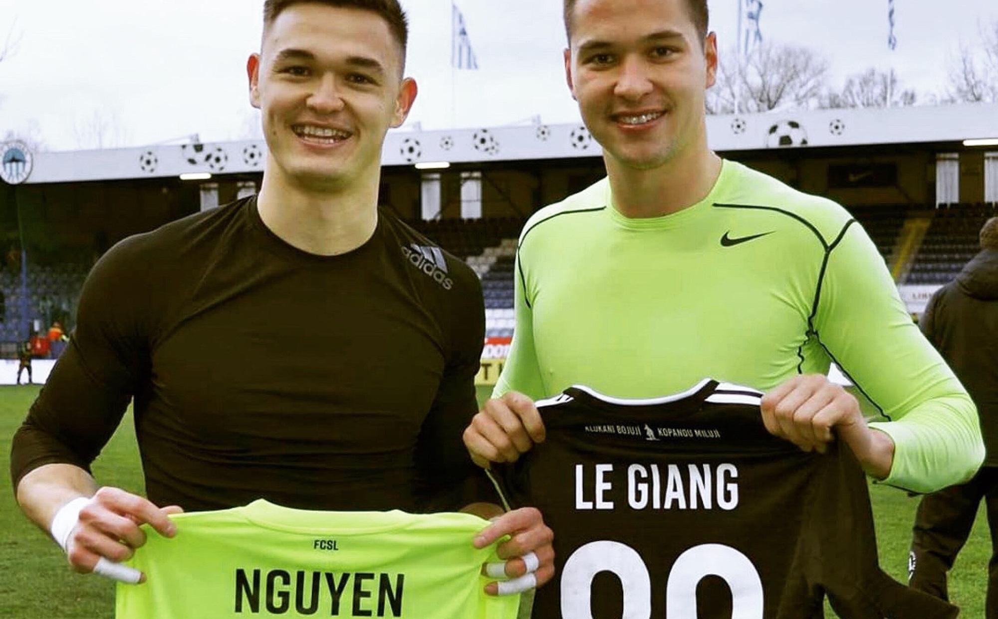 Sau Filip Nguyễn, thêm 1 thủ môn Việt kiều tỏa sáng ở châu Âu, thầy Park liệu có động tâm?