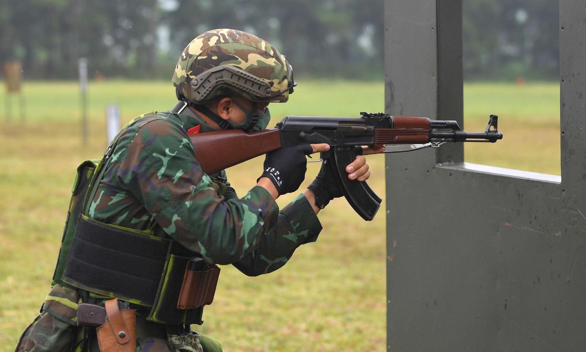 [PHOTO ESSAY] Army Games 2021: Hành trình quyết thắng của đội tuyển QĐND Việt Nam qua 12 con số đặc biệt - Ảnh 4.