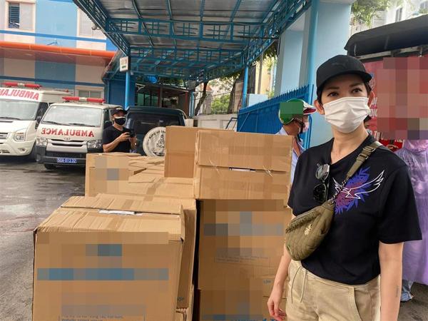 Phương Thanh, Xuân Lan bức xúc chuyện từ thiện: Làm việc tốt bị tố oan lừa đảo, vẫn bị chửi dù vất vả ngược xuôi - Ảnh 1.