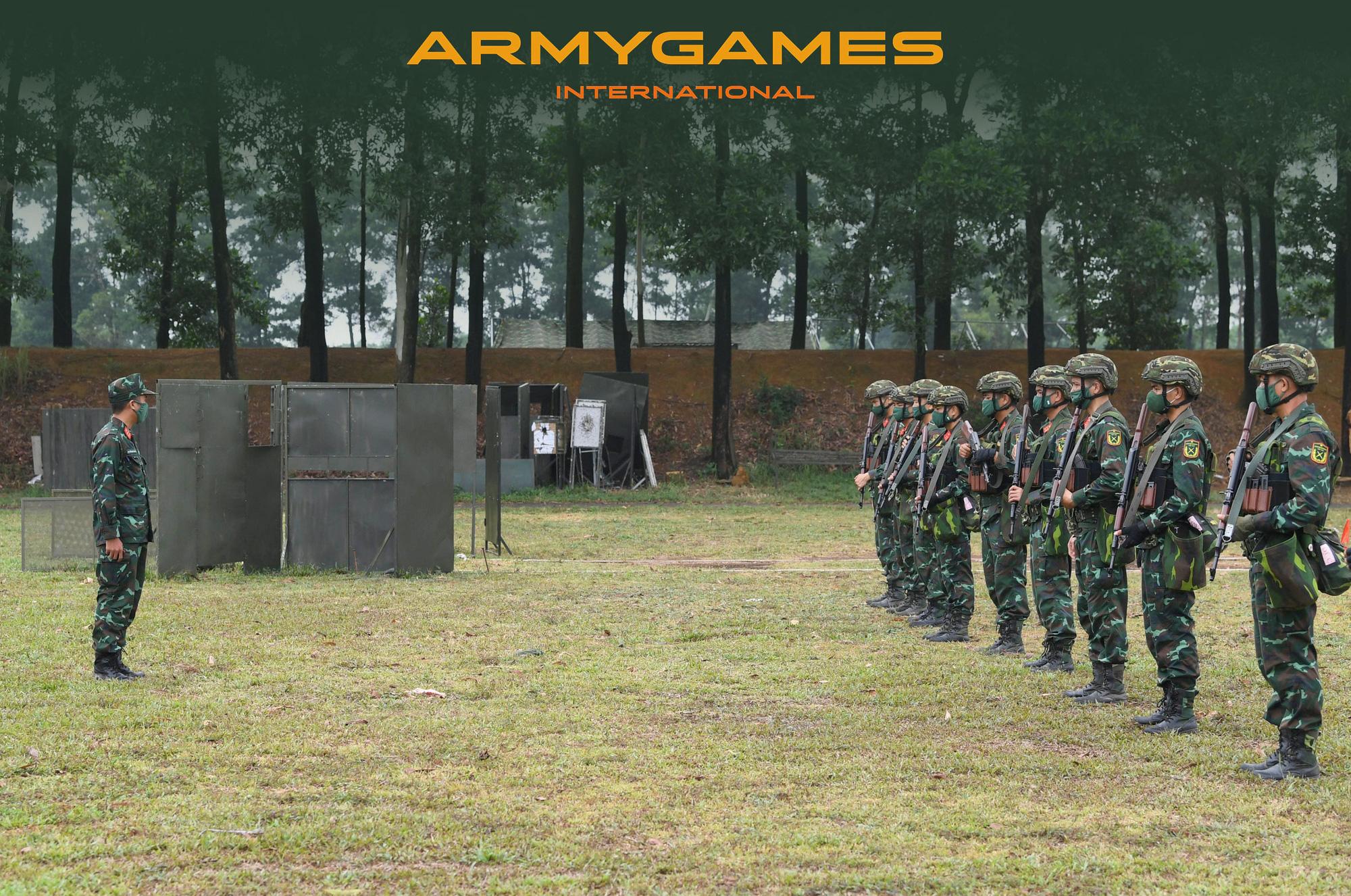 [PHOTO ESSAY] Army Games 2021: Hành trình quyết thắng của đội tuyển QĐND Việt Nam qua 12 con số đặc biệt - Ảnh 18.