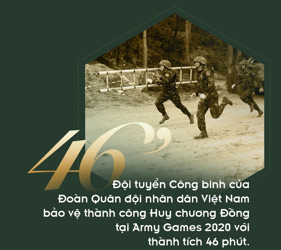 [PHOTO ESSAY] Army Games 2021: Hành trình quyết thắng của đội tuyển QĐND Việt Nam qua 12 con số đặc biệt - Ảnh 14.
