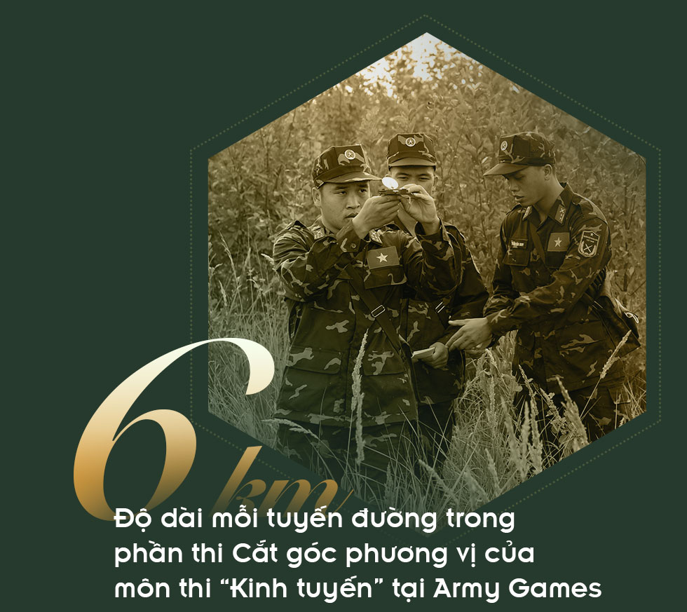 [PHOTO ESSAY] Army Games 2021: Hành trình quyết thắng của đội tuyển QĐND Việt Nam qua 12 con số đặc biệt - Ảnh 10.