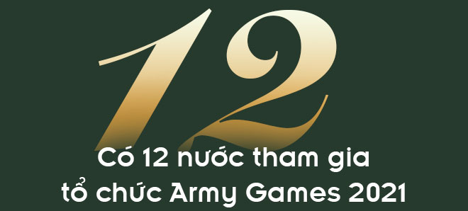 [PHOTO ESSAY] Army Games 2021: Hành trình quyết thắng của đội tuyển QĐND Việt Nam qua 12 con số đặc biệt - Ảnh 11.