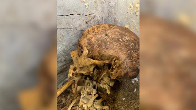 Phát hiện xác ướp được bảo quản hoàn hảo thời La Mã cổ đại - Ảnh 2.