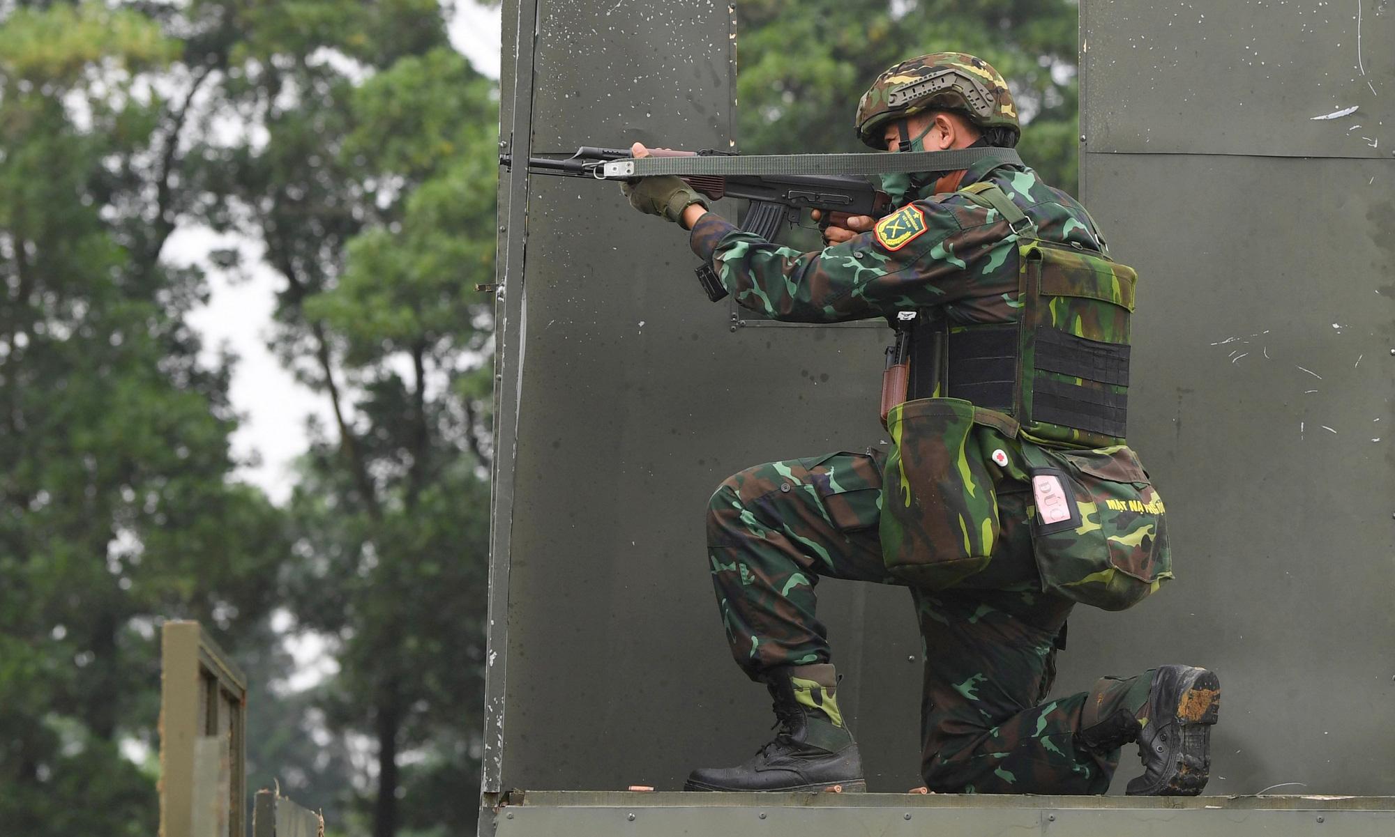 [PHOTO ESSAY] Army Games 2021: Hành trình quyết thắng của đội tuyển QĐND Việt Nam qua 12 con số đặc biệt - Ảnh 9.