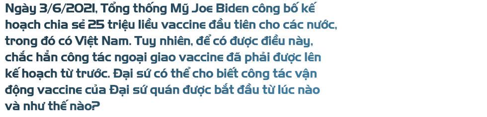 Đại sứ Hà Kim Ngọc: Vận động vaccine, thuốc điều trị Covid-19 là nhiệm vụ quan trọng nhất, thiêng liêng nhất vì liên quan đến sinh mạng đồng bào - Ảnh 1.