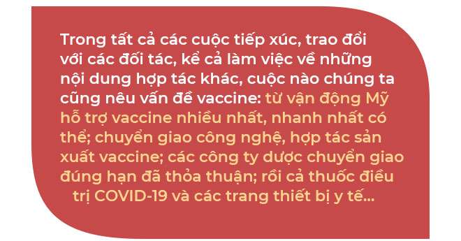Đại sứ Hà Kim Ngọc: Vận động vaccine, thuốc điều trị Covid-19 là nhiệm vụ quan trọng nhất, thiêng liêng nhất vì liên quan đến sinh mạng đồng bào - Ảnh 4.