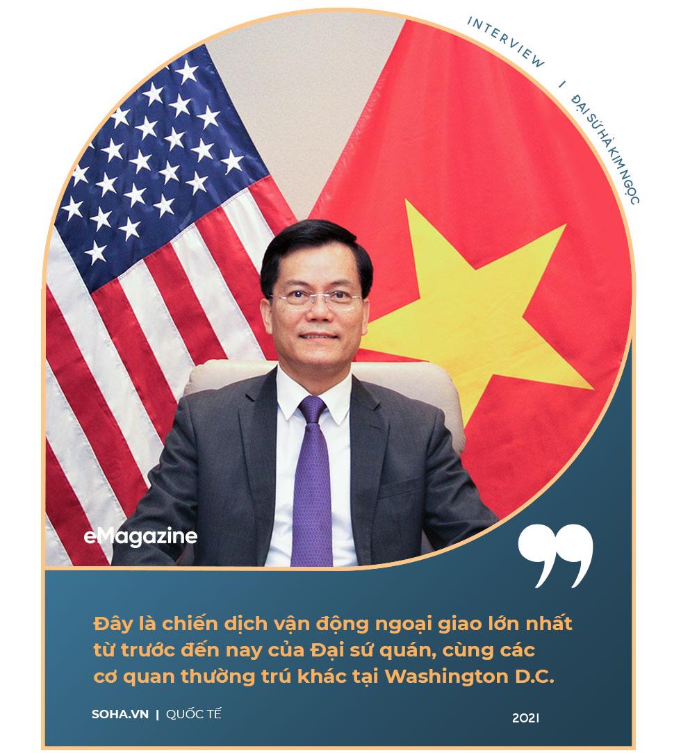 Đại sứ Hà Kim Ngọc: Vận động vaccine, thuốc điều trị Covid-19 là nhiệm vụ quan trọng nhất, thiêng liêng nhất vì liên quan đến sinh mạng đồng bào - Ảnh 2.