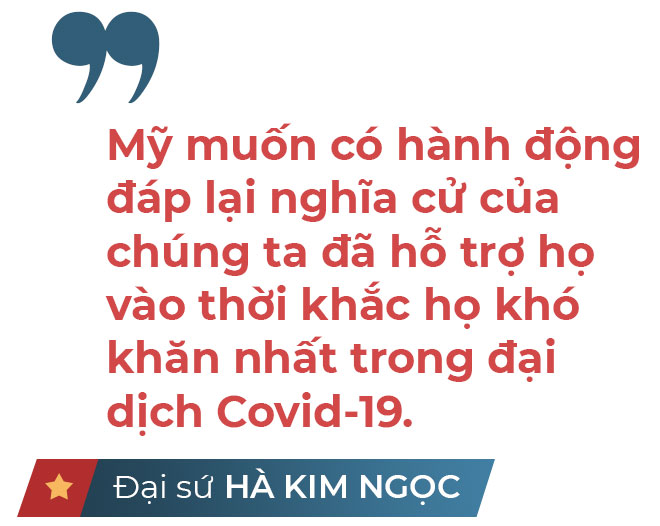 Đại sứ Hà Kim Ngọc: Vận động vaccine, thuốc điều trị Covid-19 là nhiệm vụ quan trọng nhất, thiêng liêng nhất vì liên quan đến sinh mạng đồng bào - Ảnh 10.