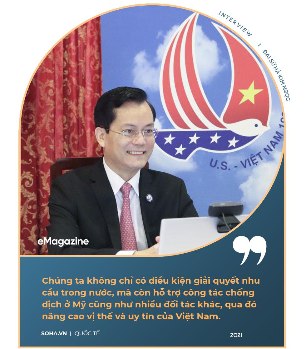 Đại sứ Hà Kim Ngọc: Vận động vaccine, thuốc điều trị Covid-19 là nhiệm vụ quan trọng nhất, thiêng liêng nhất vì liên quan đến sinh mạng đồng bào - Ảnh 13.