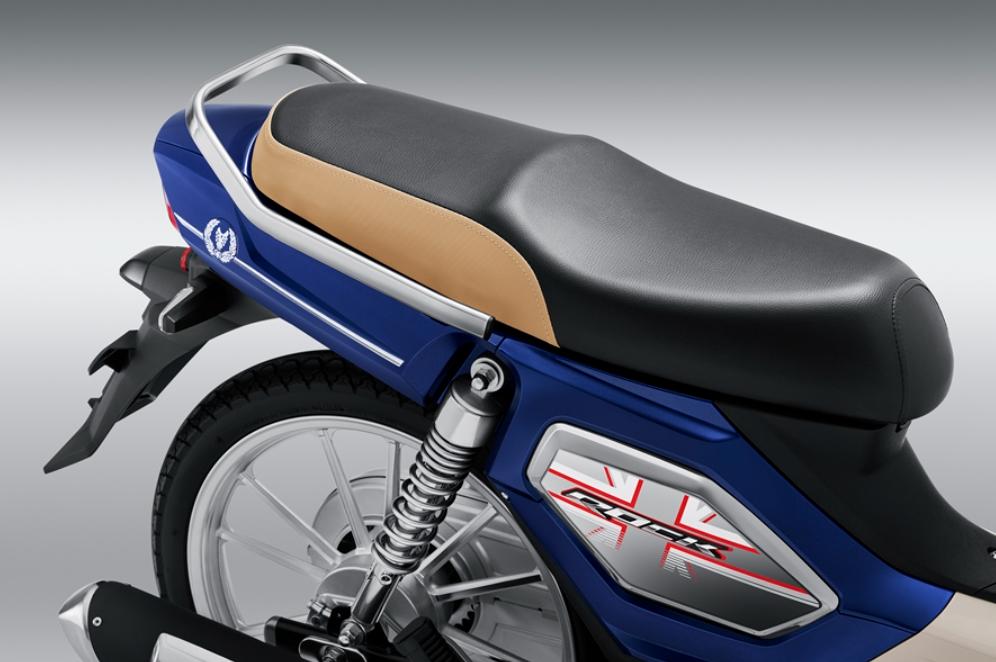 """Xe máy Thái """"bản sao"""" Honda Dream ra phiên bản mới, công nghệ xịn kèm giá 27 triệu đồng - Ảnh 4."""