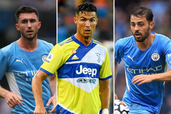 BẢN TIN TỐI 25/8: Man City đổi 2 ngôi sao lấy Ronaldo - Ảnh 1.