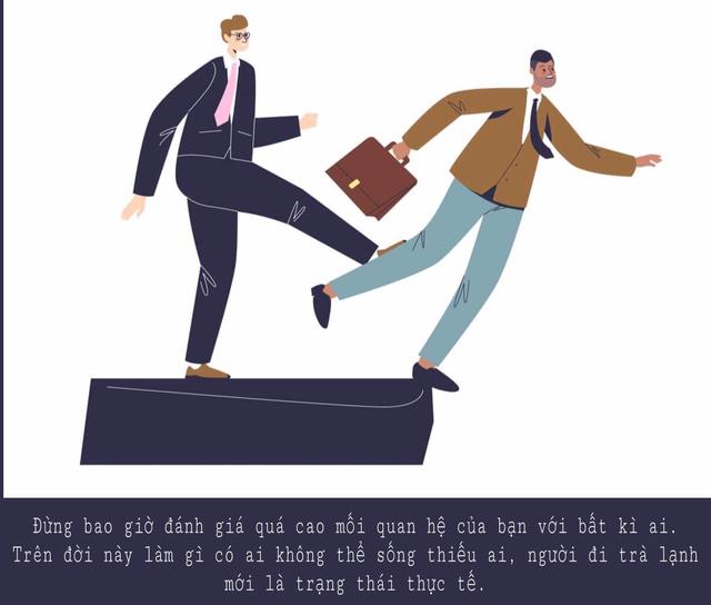 Những quy tắc xã giao ngầm người trưởng thành phải ghi nhớ: Câu nào cũng là chân lý, nắm chắc tất cả thì cuộc sống chỉ có tốt lên - Ảnh 6.