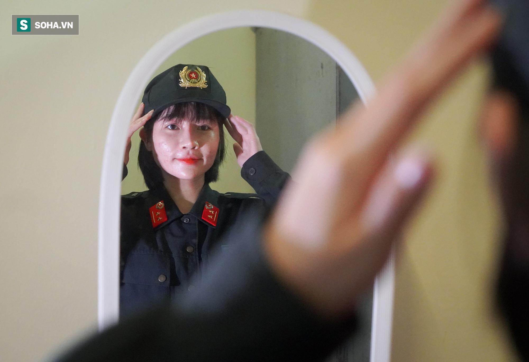 Nữ cảnh sát đặc nhiệm đầu tiên của tổ 141: Quen với những đêm trắng vì sự bình yên của người dân - Ảnh 1.