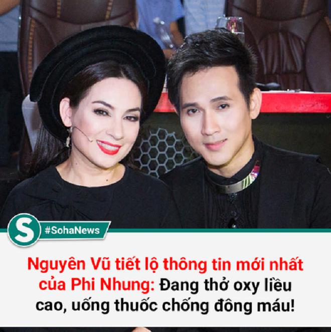 Quốc Thuận bác bỏ tin đồn Phi Nhung qua đời, khẳng định nữ ca sĩ tiến triển tích cực - Ảnh 2.