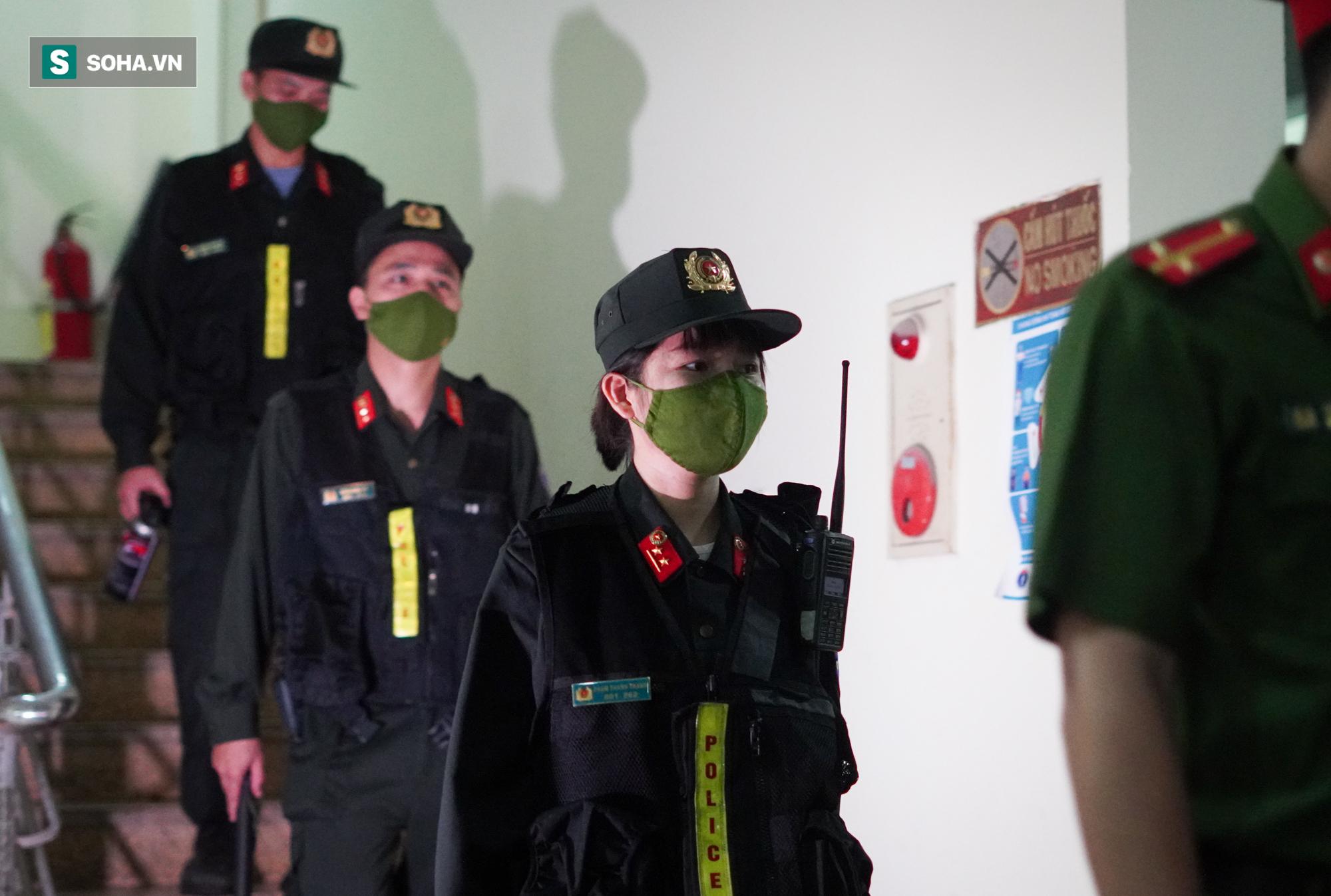 Nữ cảnh sát đặc nhiệm đầu tiên của tổ 141: Quen với những đêm trắng vì sự bình yên của người dân - Ảnh 3.