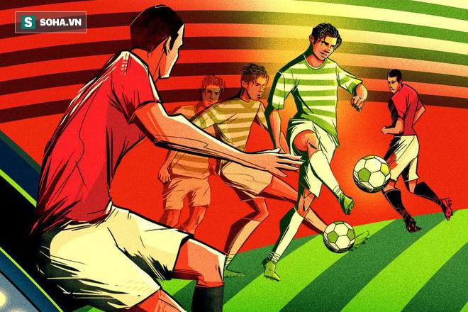 Ronaldo & Man United không tình cờ chọn Lisbon, bởi đấy chính là điểm hẹn định mệnh - Ảnh 3.