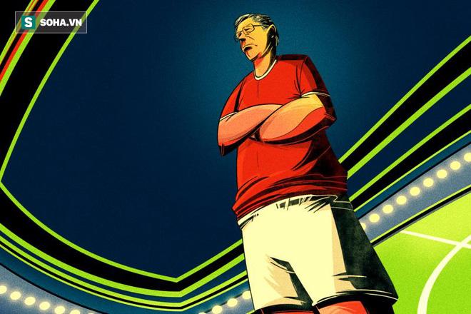 Ronaldo & Man United không tình cờ chọn Lisbon, bởi đấy chính là điểm hẹn định mệnh - Ảnh 5.