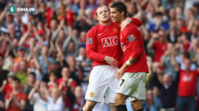 Suýt trở mặt thành thù với Man United, Ronaldo phải biết ơn hai đại ân nhân đến thế nào? - Ảnh 5.