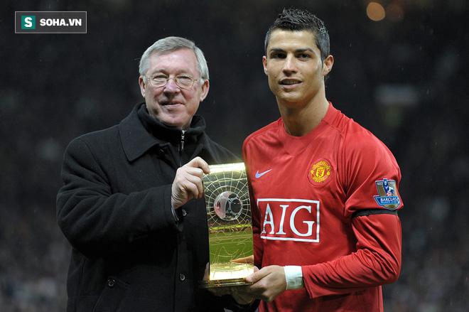 Suýt trở mặt thành thù với Man United, Ronaldo phải biết ơn hai đại ân nhân đến thế nào? - Ảnh 11.
