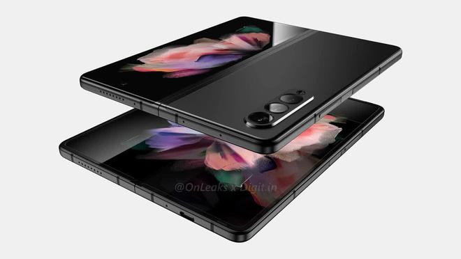 Tất tần tật những tin đồn về Samsung Galaxy Z Fold 3 trước ngày ra mắt - chiếc smartphone siêu cao cấp ai cũng muốn sở hữu - Ảnh 2.