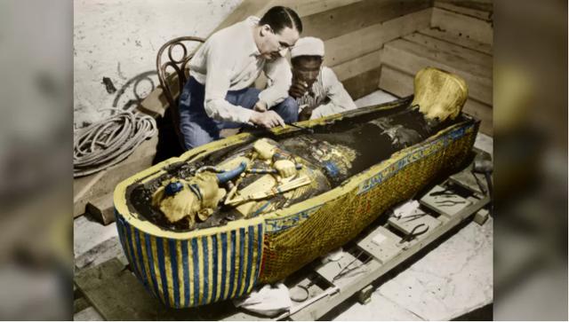 """""""Lời nguyền xác ướp"""" của người Ai Cập cổ đại là có thật? - Ảnh 1."""