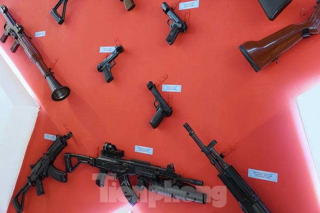Việt Nam giới thiệu nhiều vũ khí, khí tài hiện đại tại Army Games 2021 - Ảnh 3.