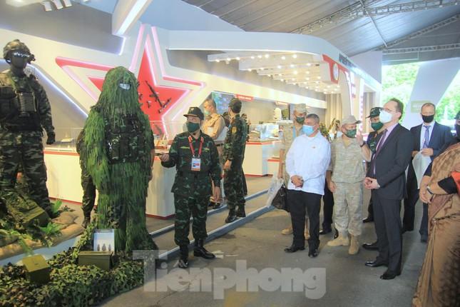 Việt Nam giới thiệu nhiều vũ khí, khí tài hiện đại tại Army Games 2021 - Ảnh 10.