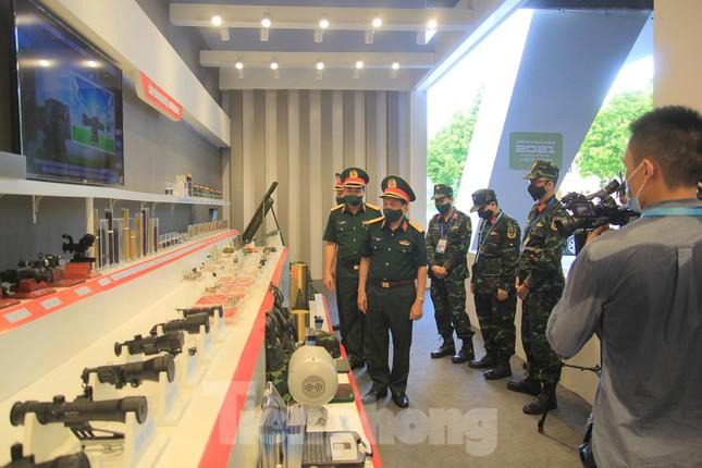 Việt Nam giới thiệu nhiều vũ khí, khí tài hiện đại tại Army Games 2021 - Ảnh 11.